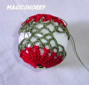 Palline Natalizie Decorate Alluncinetto Tutorial